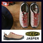【POINT15倍】KEEN[メンズ]JASPER [Silver Mink](2672) キーン スニーカー シューズ ジャスパー【15P】 10P03Dec16
