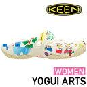 KEEN キーン レディース YOGUI ARTS (Surfing East & West)[1014836]ヨギ アーツ サンダル □SP 10P18Jun16