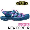 KEEN キーン レディース NEWPORT H2(Dead Dye 4)[1014825]サンダル ニューポートh2 □SP 10P18Jun16