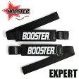 【 BOOSTER / ブースター 】EXPERT (BLK)エキスパート ski スキー ブーツストラップ フリースキー