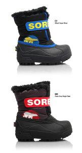 【エントリー&楽天カード決済で10倍確定!!】ソレルスノーコマンダー《キッズ》SnowCommander(NC1877)ジュニアユースブーツ防寒靴寒冷地スノーブーツ防寒ブーツ子ども子供用靴