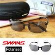 【偏光 】SWANS サングラス スワンズ SABE-0051 (BK) Airless Beans エアレス・ビーンズ スポーツ 釣り 10P06Aug16