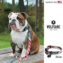 WOLFGANG MAN & BEAST ウルフギャング CAMOFLAG COLLAR 【Ssize/小型犬用】WC-001-41 ポリエステルカラー [MA...