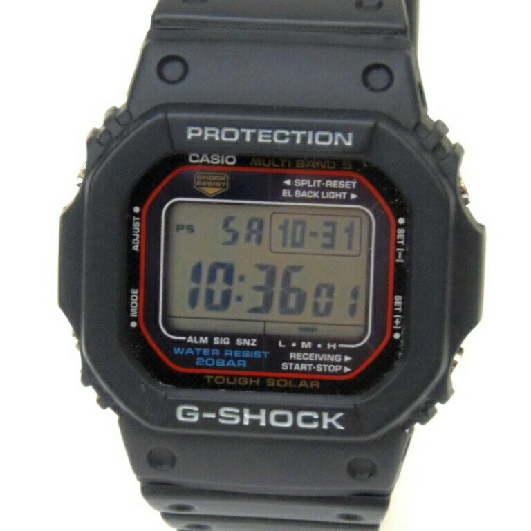 CASIO G-SHOCK マルチバンド5 GW-M5600-1