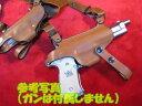 ブラックラグーン レヴィ (トゥーハンド) 二挺拳銃 ショルダーホルスター M92F ソードカトラスに♪ No.811W (茶) イースト・A