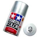 タミヤ カラー MINI スプレー塗料 (TS-83) メタルシルバー 金属色 タミヤ模型