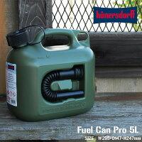 Fuel Can Pro 5L フューエルカンプロ 5L 燃料タンク アウトドア ガレージ ドイツ DETAIL ヒューナースドルフ社の画像