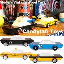 Candylab Toys キャンディーラボトイ 全4種類 木製玩具 アメリカ ブルックリン 自動車 DETAIL