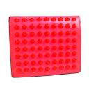 クリスチャンルブタン 二つ折り財布 ミニ財布 オレンジ 極美品 o455 【中古】