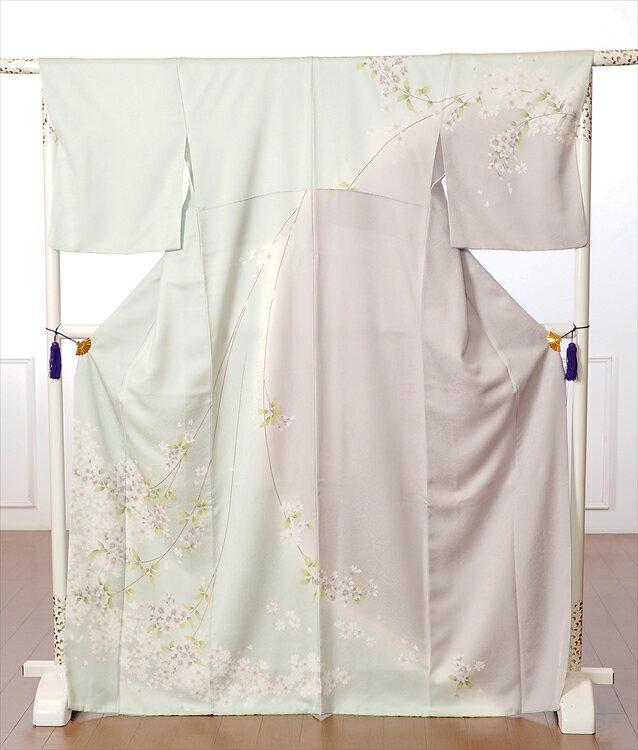 【レンタル】正絹訪問着レンタルフルセット8AD...の紹介画像2