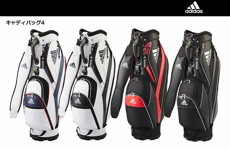アディダス ゴルフ キャディバッグ4adidas golf 【AWR92】【日本仕様】【awr92】【2017年NEW】【送料無料】 新型(新型)
