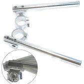 セパハン φ33 33パイ 銀 角度調節式HIGH TW等フォーク径33mm用 汎用品