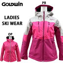 送料無料/goldwin/ゴールドウインレディーススキーウェアジャケットGL11510P【あす楽対応_北海道】【RCP】