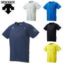 デサント descente ムーブスポーツ MOVESPORT 半袖Tシャツ メンズ トレーニング BRZ ハーフスリーブシャツ DMMLJA62【メール便も対応】