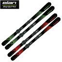 エラン elan メンズ スキー EXPLORE 6 GREEN RED Light Shift