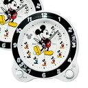 ミッキーマウス目覚まし時計 ◆送料無料◆ ディズニー ミッキーマウス プレゼント 新入学 お祝い 時計 内祝い 子供部屋 キッズ Disney SE..