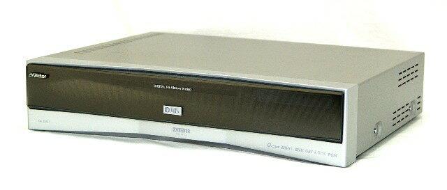 【中古】迅速発送+送料無料!!1点のみ早い者勝ち <貴重な美品> Victor ビクター JVC HM-DHX1 デジタルハイビジョンビデオ(D-VHSレコーダー) 地デジチューナー非搭載【@YA管理1-53-118U1047】