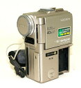 【中古】迅速発送+送料無料!! ※ビューファインダー不具合 SONY ソニー DCR-PC1 デジタルビデオカメラ(スマートパスポートハンディカム) ミニDV リモコン欠品【@YA管理1-53-1031052】