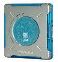 【中古】迅速発送+送料無料+動作保証!値引交渉歓迎!<<ランクAの美品>>Victor ビクター JVC XM-PX50-A ブルー ポータブルMDプレーヤー(ミニディスク再生専用機)MDLP対応 汎用充電池(未使用品) 1本おまけ【@YA管理1-53-16593229】