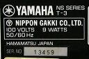 【中古】迅速発送+送料無料+動作保証!! YAMAHA ヤマハ 日本楽器製造株式会社 T-3 FMステレオチューナー【@YA管理1-53-13459】