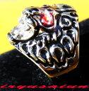ショッピング安 獅子 ring百獣の王ファッションリング 23号メンズ指輪 新品レディース指輪男女兼用 指輪 サイズ リングサイズ威龍彩雲通販