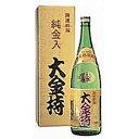 大金持 (金粉入)麦焼酎 25度 1.8L【宮崎県/井上酒造】【RCP】
