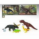 恐竜ラジコンセットミニ / クリスマスプレゼント / 福袋 / 男の子おもちゃ