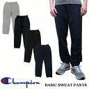 Champion ベーシック スウェット パンツ 全4色 C3-C210 チャンピオン