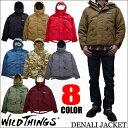 WILD THINGS DENALI JACKET 全8色 ワイルドシングス デナリジャケット WILDTHINGS