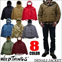 ������̵���ۡڥ�ӥ塼��񤤤�8%OFF��2014-2015����!WILDTHINGSDENALIJACKET��10������ͽ�ꡧͽ���������8���磻��ɥ��󥰥��ǥʥꥸ�㥱�å�WILDTHINGS