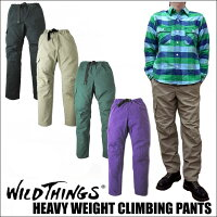 ������̵���ۡڥ�ӥ塼��񤤤�5%OFF��2012����WILDTHINGSHEAVYWEIGHTCLIMBINGPANT�磻��ɥ��󥰥��إӡ��������ȥ��饤�ߥ󥰥ѥ��WILDTHINGS��smtb-td��
