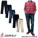 GRAMICCI DENIM NEW NARROW PANTS 全5色 グラミチ デニム ストレッチ ナローパンツ 0816-DEJ