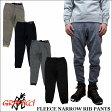 2016新作 GRAMICCI FLEECE NARROW RIB PANTS グラミチ フリース素材 リブ付き ナローパンツ 全4色 GUP-16F018