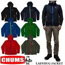 CHUMS LADYBUG JACKET 全6色 チャムス レディバグジャケット マウンテンパーカー ライトシェル アノラック CH04-1037