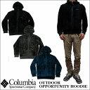 2016秋冬新作 Columbia OUTDOOR OPPORTUNITY HOODIE アウトドア オポチュニティ フーディ PM1251 全3色 コロンビア フリース ジャケット パーカー