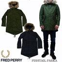 FRED PERRY FISHTAIL PARKA F2516 フレッドペリー モッズコート M-51