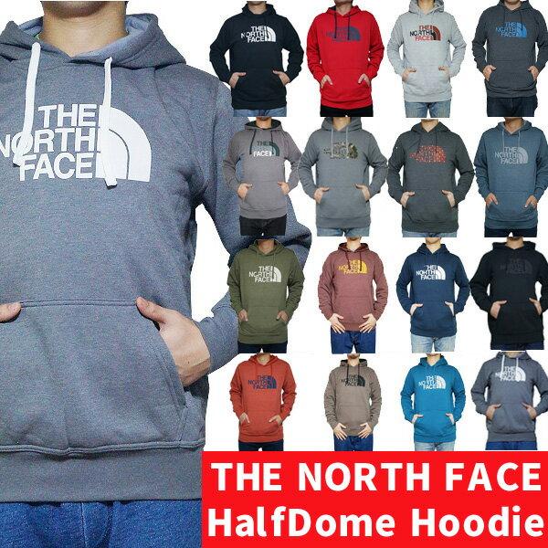 ノースフェイス パーカー メンズ ハーフドーム プルオーバー スウェット パーカー The North Face Men's Half Dome Hoodie Pullover【ノースフェイス 裏起毛 パーカー】 【コンビニ受取対応商品】