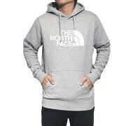 ノースフェイス パーカー メンズ ハーフドーム プルオーバー パーカー グレー The North Face Men's Half Dome Hoodie Pullover TNF Light Grey Heather/TNF White