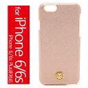 トリーバーチ iPhone6 ケース ロビンソン ハードシェル アイフォン 6 ケース ローズ ゴールド Tory Burch Robinson Hardshell iPhone 6/6s Case Rose Gold