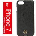 トリーバーチ iPhone7ケース ブラック ロビンソン ハードシェル アイフォン 7 ケース iPhoneケース Tory Burch Robinson Hardshell iPhone 7 Case