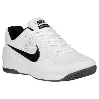 (得到 CDN) NIKE 耐克男士放大籠 2 網球鞋耐克男士放大籠 2 白色酷灰色黑色 [便利商店接收產品 02P03Dec16