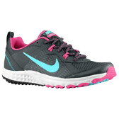 (取寄)NIKE ナイキ レディース スニーカー ワイルド トレイル Nike Women's Wild Trail Anthracite Vivid Pink White Polarized Blue