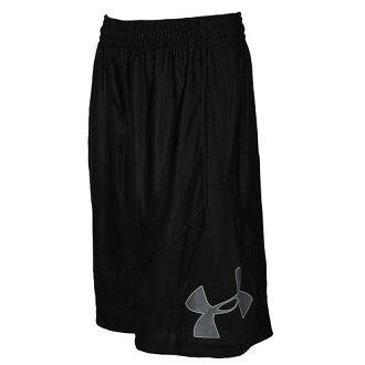 andaamahafupantsumenzu Mo錢短褲黑黑色UNDER ARMOUR Men's Mo Money Shorts Black Steel[支持便利店領取的商品]