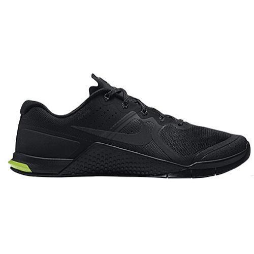 (取寄)NIKE ナイキ メンズ メトコン 2 スニーカー トレーニングシューズ Nike Men's Metcon 2 Black Dark Grey Volt Black 【コンビニ受取対応商品】