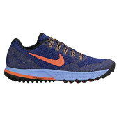 (取寄)NIKE ナイキ レディース ズーム ワイルドホース 3 Nike Women's Zoom Wildhorse 3 Royal Blue Chalk Blue Laser Orange Orange