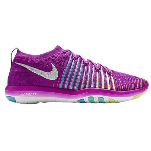 (取寄)NIKE ナイキ レディース スニーカー フリー トランスフォーム フライニット トレーニングシューズ Nike Women's Free Transform Flyknit Hyper Violet White Gamma Blue Hyper Turq 【コンビニ受取対応商品】