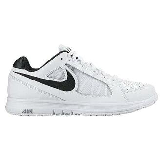 (得到 CDN) NIKE 耐克男士空氣 Vesper ACG 的網球鞋,耐克男士空氣蒸氣 Ace 白色隱形黑色便利店收據為產品 02P03Dec16