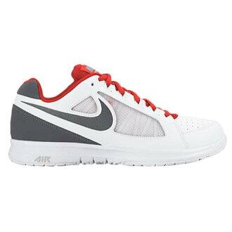 (得到 CDN) NIKE 耐克男士空氣 Vesper ACG 的網球鞋,耐克男士空氣蒸氣 Ace 白色總深紅色伽瑪藍色深灰色 02P01Oct16