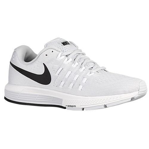 (取寄)NIKE ナイキ レディース エア ズーム ボメロ 11 トレーニングシューズ ランニングシューズ Nike Women's Air Zoom Vomero 11 Pure Platinum Black White 【コンビニ受取対応商品】