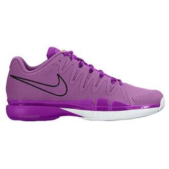 (索取)NIKE naikiredisuzumuveipa 9.5旅遊網球鞋Nike Women's Zoom Vapor 9.5 Tour Viola Hyper Violet White Black[支持便利店領取的商品]